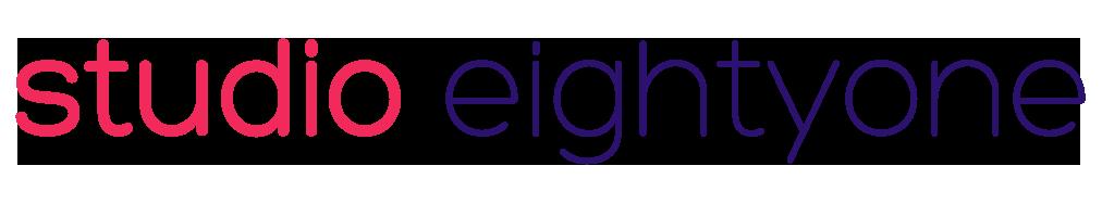 Studio Eightyone – Low cost websites